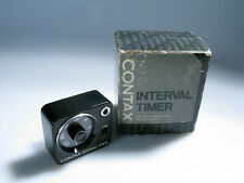 CONTAX INTERVAL TIMER