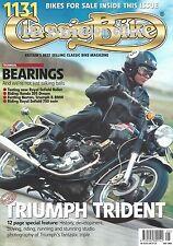 Classic Bike Triumph Trident Royal Enfield Interceptor MkIA Honda Dream 300 CA78