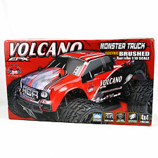 Redcat Volcano EPX 1:10 Scale Brushed Electric Monster RC Truck Blue 94111-88053