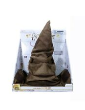 NEW Wizarding World Of Harry Potter Talking Animated Sorting Hat Electronic Toy