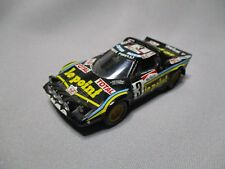 AH138 SOLIDO 1/43 LANCIA STRATOS #3 Ref 73 LE POINT RARE