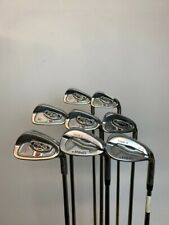 SECONDHAND Ping i15 5-PW + Tour s Wedges 52 and 60 Degree Maroon Dot Steel Stiff