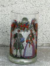 Verre à bière beer mug Bierkrug glas glasses chopé