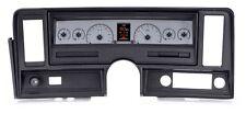 Dakota Digital 69-76 Chevy Nova Customizable Gauges Kit Silver HDX-69C-NOV-S