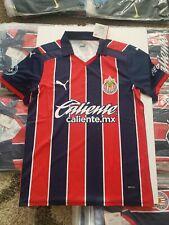 Puma Chivas Guadalajara Soccer Jersey 2020 2021 Adult XXL third tercera