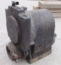 Vintage BRASS BASCOM'S MAGNETO Original 4 cylinder CCW DOW mfg