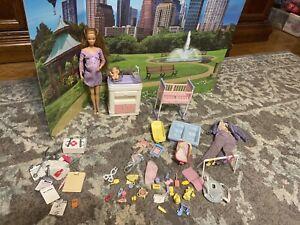 Happy Family Barbie Midge Doll  Plus