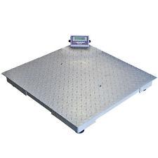 Paleta de escala industrial pesado deber Balanza Pantalla LCD Medición de peso