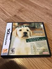 Nintendogs: Lab & Friends (Nintendo DS, 2005) Tested Works VC2