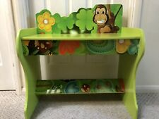 childrens wooden Desk and chair set