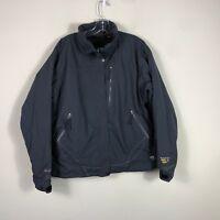 Mountain Hardwear Conduit Jacket Women's Large Gray Winter Jacket