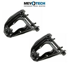 Pair Set 2 Front Upper Control Arm & Ball Joint Kits Mevotech For Maverick 70-77