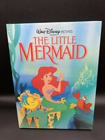 The Little Mermaid (Disney Princess) (Little Golden Book) - Hardcover - GOOD