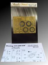 1/144 Metallic Details  Boeing 777-300 ER MD14405