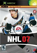 NHL 07 - Original Xbox Game