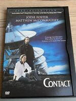 Contact (DVD, 1997, Special Edition) #108