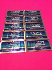 20 strips CREST 3D WHITE Professional Effects Whitestrips 10 pouch