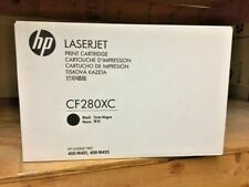 HP CF280X BLACK TONER CARTRIDGE IN THE FACTORY SEALED BOX 80X M400 M401