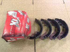 Mighty System XL 462X Drum Brake Shoes Shoe Rear