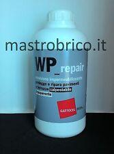 WP_REPAIR emulsione impermeabile protegge ripara pavimenti terrazze TRASP. 1Lt