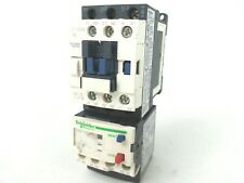 SCHNEIDER LC1D09BL with LAD4TBDL & LRD08  CONTACTOR MODULES