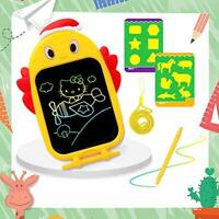 YINVA Girls Toys 3 4 5 6 Years Old Girls Boys,LCD Writing Tablet Doodle Board
