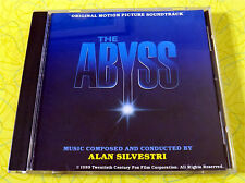 The Abyss [Original Score] by Alan Silvestri ~ Music CD ~ OST Movie Soundtrack