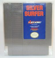 Silver Surfer NES Nintendo Authentic, Cleaned, & Tested! Great Condition! NICE!