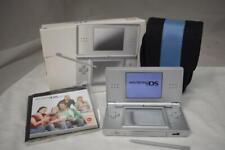 Nintendo DS Lite Consola De Plata