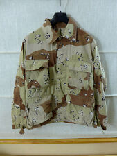 #d14 US Desert 6 Colour Chocolate Chip Campo Giacca mim COAT COMBAT tg. SMALL