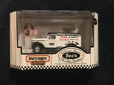 Matchbox Collectibles See's Christmas Candy Truck 1937 GMC New In Bad Box 1999