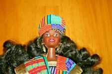 1996 ASHA AFRICAN VINTAGE MATTEL Barbie Doll-NO BOX-Never Played With