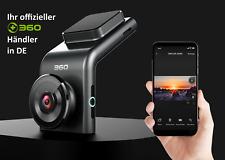 360 G300H Dashcam Autokamera (1296p, App, Nachtsicht, GPS, G-Sensor, Loop, uvm.)