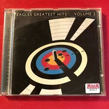 Greatest Hits, Vol. 2 by Eagles (CD, 1982) (CIB) (GD)
