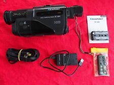 Blaupunkt SC 884 Camcorder Hi8 Analog für Bastler Zubehörpaket ANSEHEN