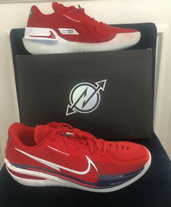 Size-12 Nike Air Zoom GT Cut Team USA Basketball Olympics 2021 CZ0175-604