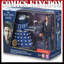 Doctor Who: The Eighth Doctor & Dalek Interrogator Prime, Action Figures Pack