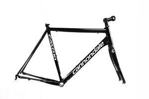 Cannondale CAAD10 Aluminum Road Bike Frame Carbon Fork 700c Rim QR 58 cm / L