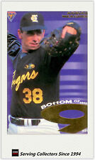1996 Futera Australia Baseball Card ABL Bottom Of Ninth Card BON4 Adrian Meagher