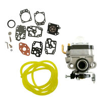 Carb Gas Fuel Pipe Repair Rebuild Gasket Kit Fit Trimmer Chainsaw Blowers