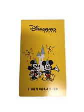 2 Billets Disneyland Paris 1 Jour 1 Parc Adulte Jusqu'au 17/12/2020 Inclus