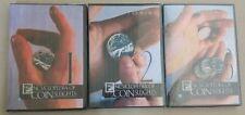 Encyclopedia of Coin Sleights Coins Magic Expert tricks 3 DVD Michael Rubinstein