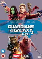 Guardians of the Galaxy : Vol. 2 [2017] Chris Pratt, ?Zoe Saldana NEW UK R2 DVD
