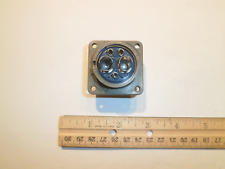 Used - Ms3102A 24-12P - 5 Pin Male Receptacle