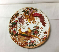 """ROYAL CROWN DERBY """"OLDE AVESBURY"""" SALAD PLATE 8 1/2"""" BONE CHINA ENGLAND NEW"""