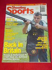 SHOOTING SPORTS - WINCHESTER 1873 MILTARY MUSKET - Aug 2003 Vol 5 # 9