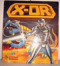 ALBUM PANINI X-OR SPACE SHERIFF TOEI 1983  (123 IMAGES SUR 238)