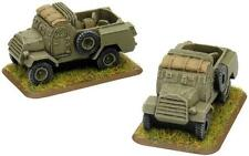 Flames of War - British: C15TA Armoured Truck BR218