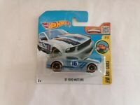 Hot Wheels HW Art Cars 07' Ford Mustang - BNIP