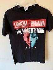 "Men's Small  Eminem/Rihanna ""Monster Tour 2014"" T- Shirt (soon To Be Vintage) 🔥"